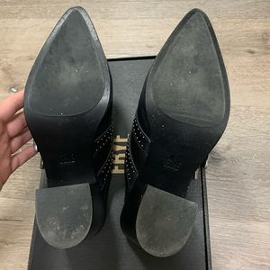 Frye Shoes - Frye Flynn Belted Mule